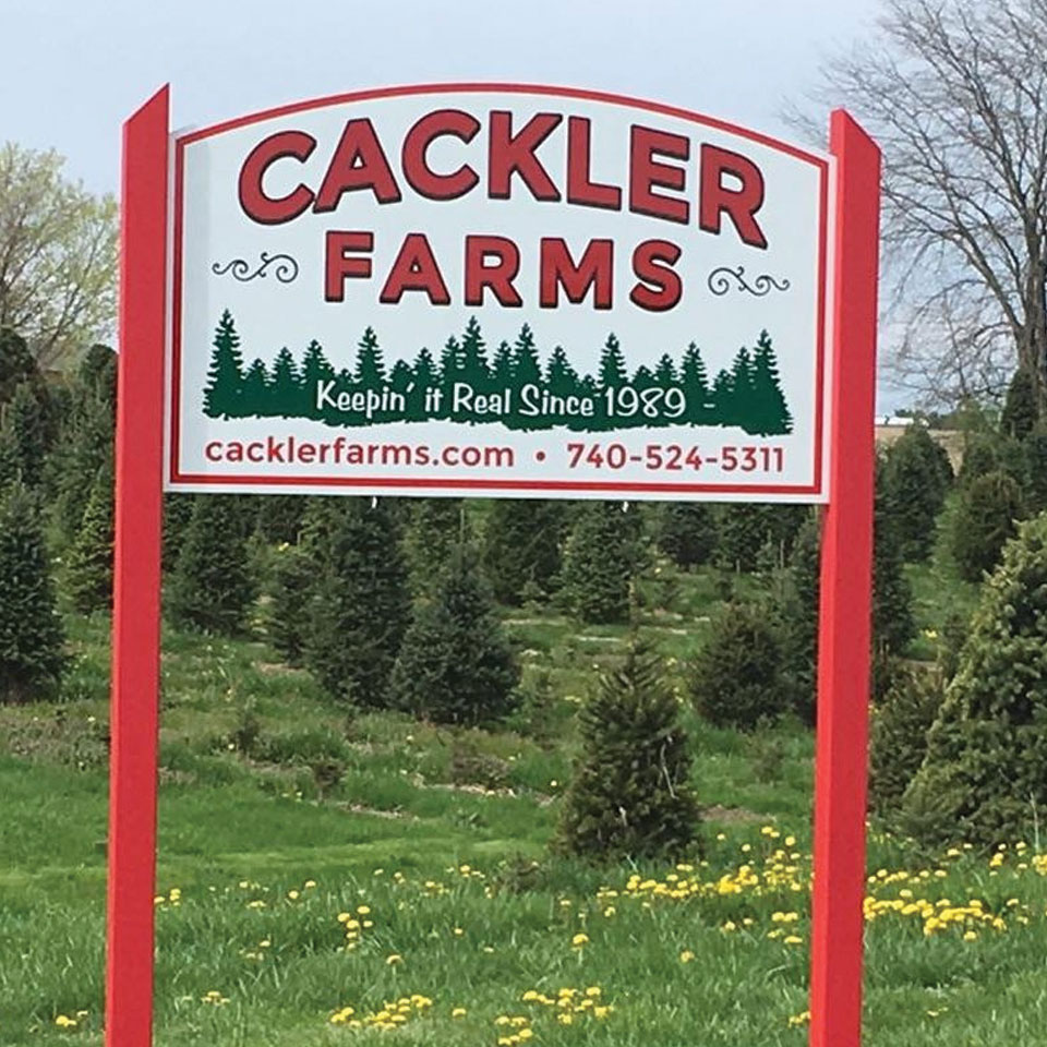 Welcome to Cackler Farms